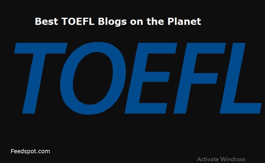 TOEFL Blogs