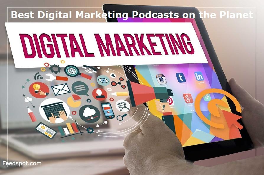 Top 20 Digital Marketing Audio Podcasts & Radio You Must