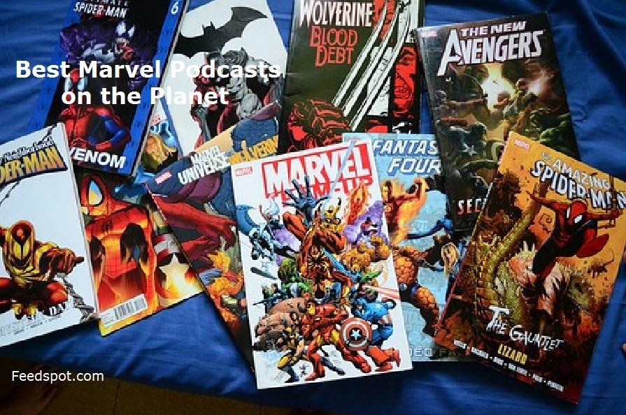 Marvel Podcasts