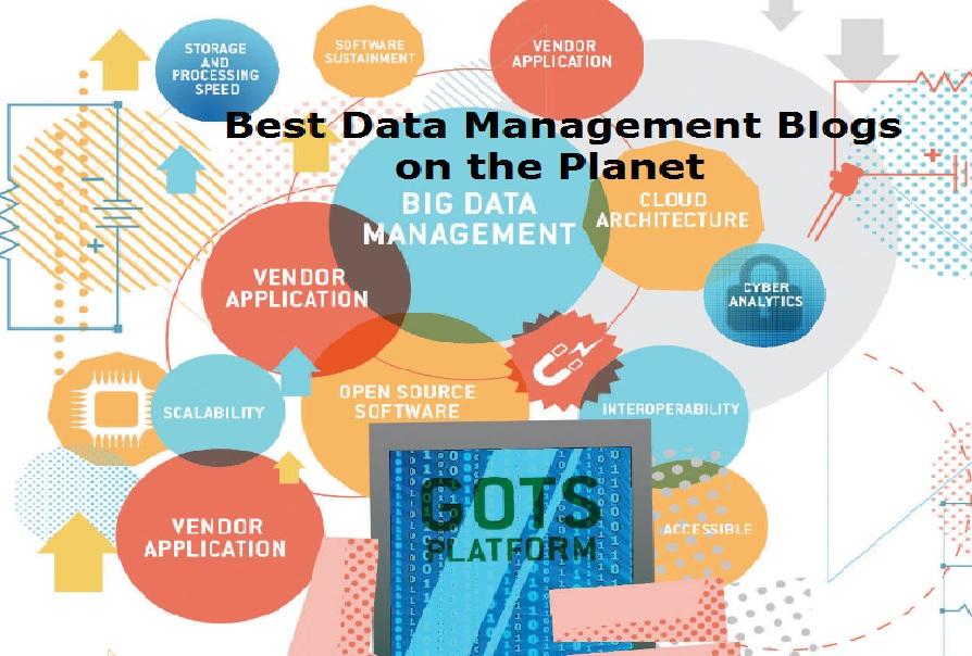 Data Management Blogs