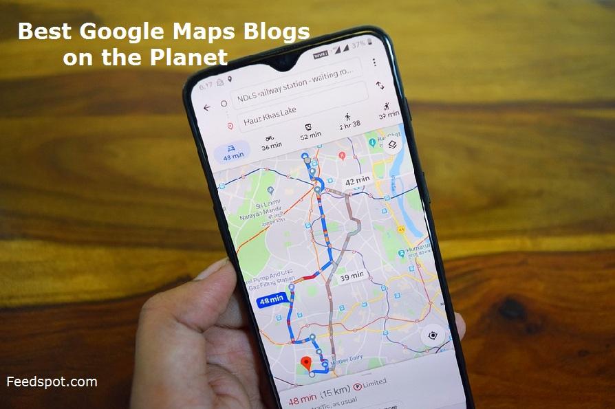Google Maps Blogs