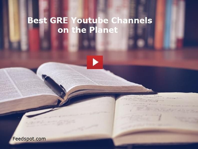 GRE Youtube Channels