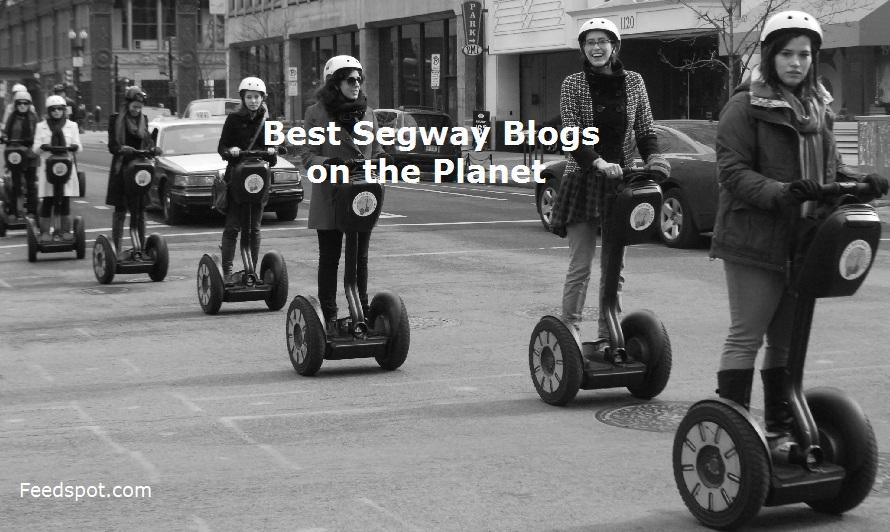 Segway Blogs
